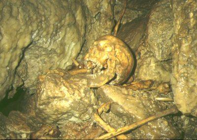 Ramo del Morto Grotta a Male